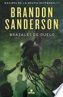 libro Brazales De Duelo (nacidos De La Bruma [mistborn] 6)