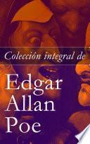 Colección Integral De Edgar Allan Poe