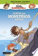 libro Contra Los Monstruos Marinos