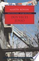 libro Dos Veces Junio