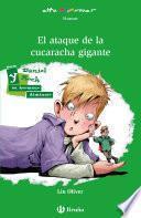 El Ataque De La Cucaracha Gigante (ebook)