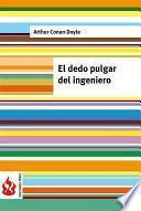 libro El Dedo Pulgar Del Ingeniero (low Cost). Edición Limitada
