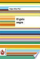 El Gato Negro (low Cost). Edición Limitada