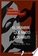 libro El Hombre Que Mató A Durruti