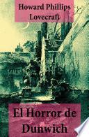 libro El Horror De Dunwich (texto Completo, Con índice Activo)