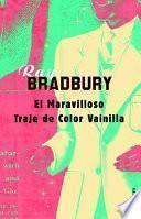 El Maravilloso Traje De Color Vainilla
