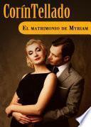 libro El Matrimonio De Myriam
