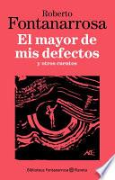 El Mayor De Mis Defectos