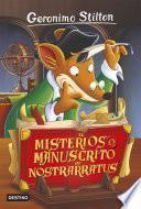 libro El Misterioso Manuscrito De Nostrarratus