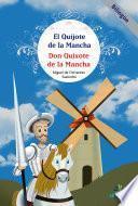 El Quijote De La Mancha. Bilingüe
