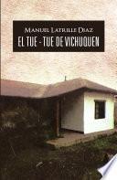 libro El Tue   Tue De Vichuquen