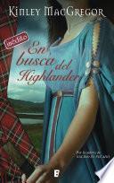 libro En Busca Del Highlander