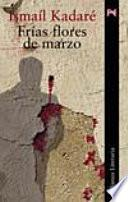 libro Frías Flores De Marzo