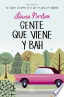 libro Gente Que Viene Y Bah