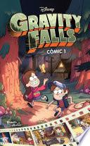 libro Gravity Falls. Cómic 1