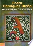 Humanismo De América
