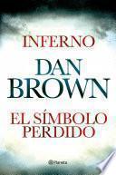 libro Inferno + El Símbolo Perdido (pack)