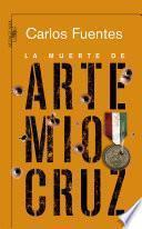 libro La Muerte De Artemio Cruz