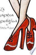 libro La Zapatera Prodigiosa Farsa Violenta En Dos Actos