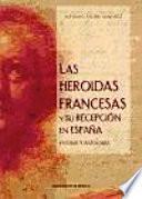 Las Heroídas Francesas Y Su Recepción En España