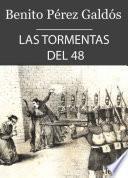 Las Tormentas Del 48 (episodios Nacionales Iv   1)