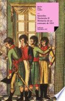 Memorias De Un Cortesano De 1815. Episodios Nacionales
