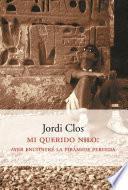 libro Mi Querido Nilo: Ayer Encontré La Pirámide Perdida