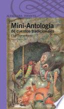 Mini Antología De Cuentos Tradicionales