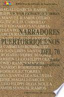 Narradores Puertorriqueños Del 70