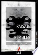 Paisaje Con Reptiles