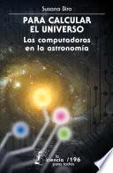 Para Calcular El Universo