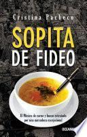 libro Sopita De Fideo