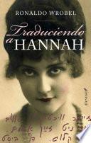 libro Traduciendo A Hannah