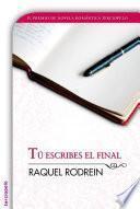libro Tú Escribes El Final