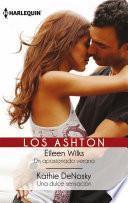 libro Un Apasionado Verano/una Dulce Sensacion