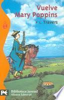 libro Vuelve Mary Poppins