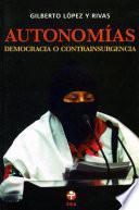 libro Autonomías
