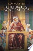 libro Contra Los Académicos