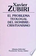 El Problema Teologal Del Hombre