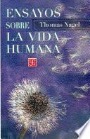 libro Ensayos Sobre La Vida Humana