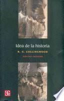 libro Idea De La Historia