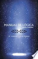 libro Manual De Logica