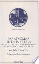 Paradigmas De La Política