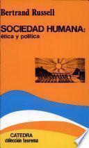 libro Sociedad Humana