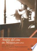 libro 1898: Segunda Parte. Películas De La Guerra Hispano Estadounidense