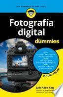 libro Fotografía Digital Para Dummies