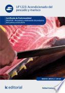 libro Acondicionado Del Pescado Y Marisco. Inaj0109