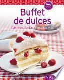 libro Buffet De Dulces