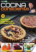 libro Cocina Consciente 13   Postres Y Dulces