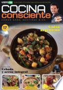 libro Cocina Consciente 17   Recetas Para Compartir